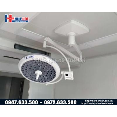 Đèn phẫu thuật treo trần 1 nhánh LED700