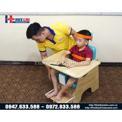 Ghế tập ngồi cho trẻ em bại não