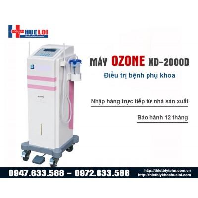 Máy ozone điều trị viêm phần phụ XD-2000