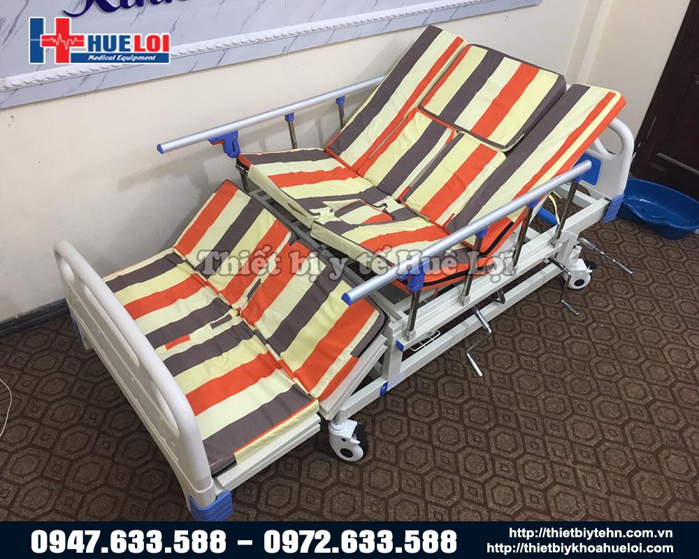 giường y tế có vỉa đa năng chống trượt