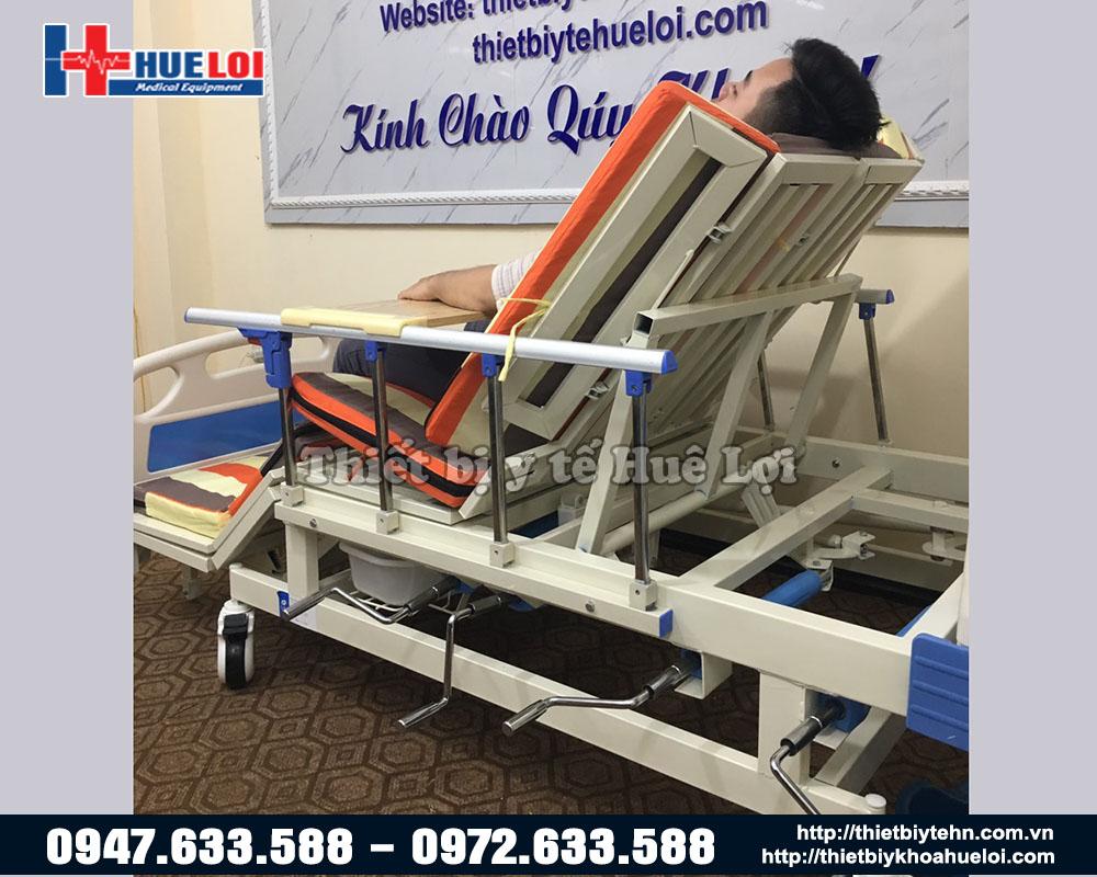 giường y tế điện đa chức năng