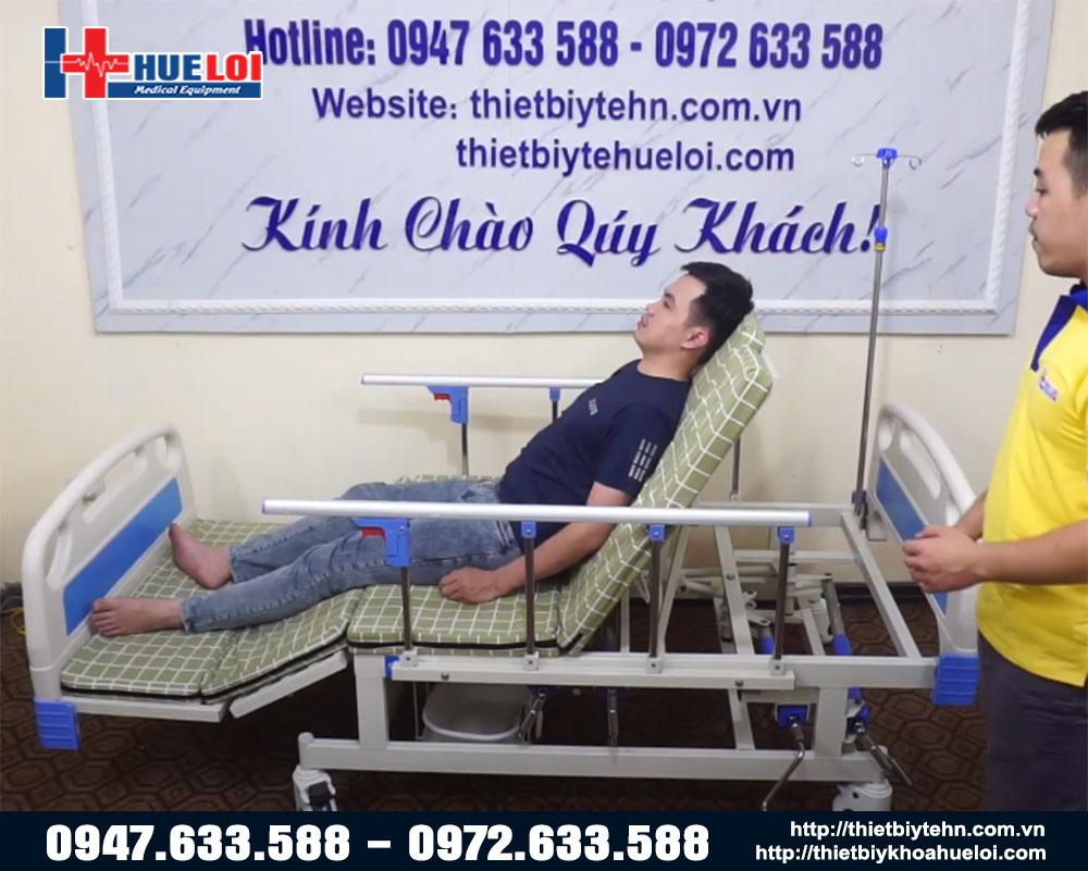 giường y tế đa năng HL3