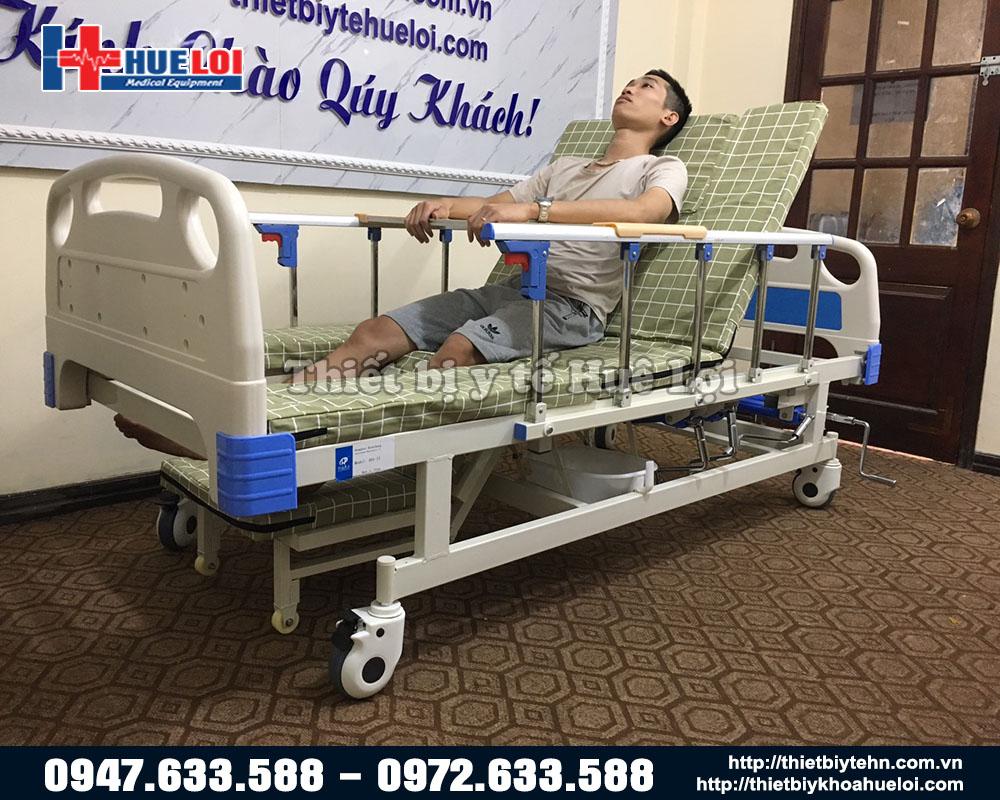 giường y tế đa năng giá rẻ