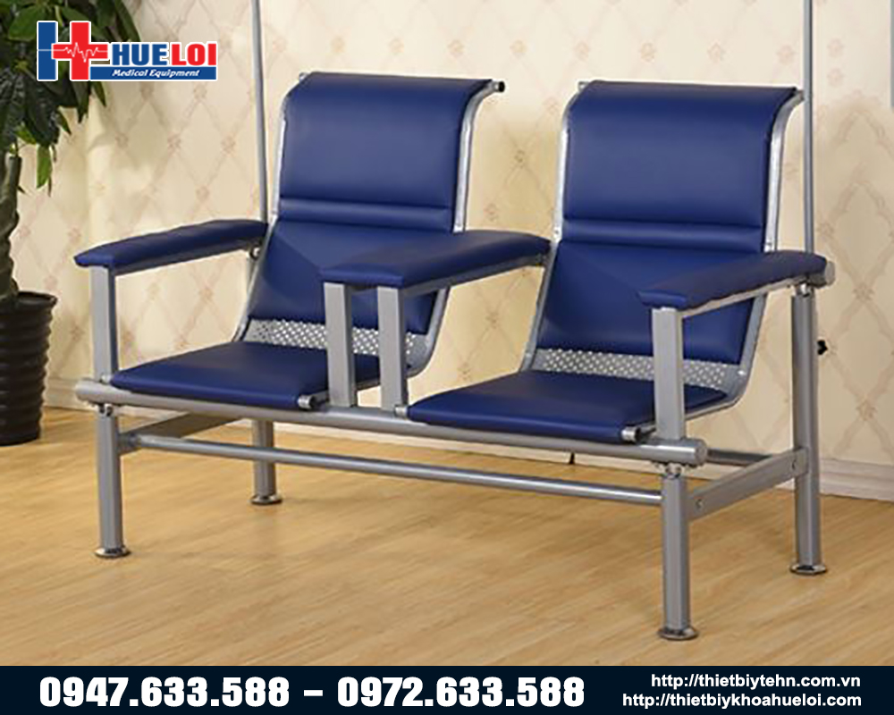 ghế hành lang bệnh viện